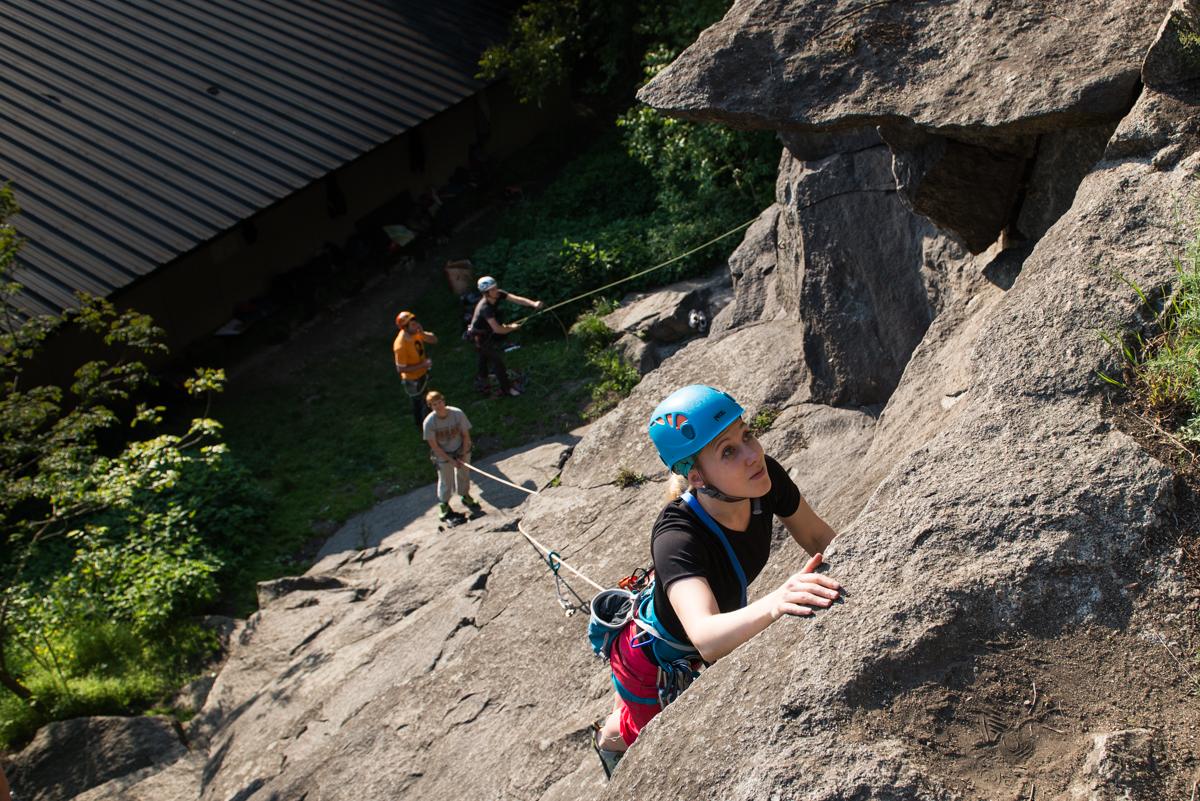 Kletterausrüstung Linz : Stefanbrunner.at schnupperklettern linz umgebung mit