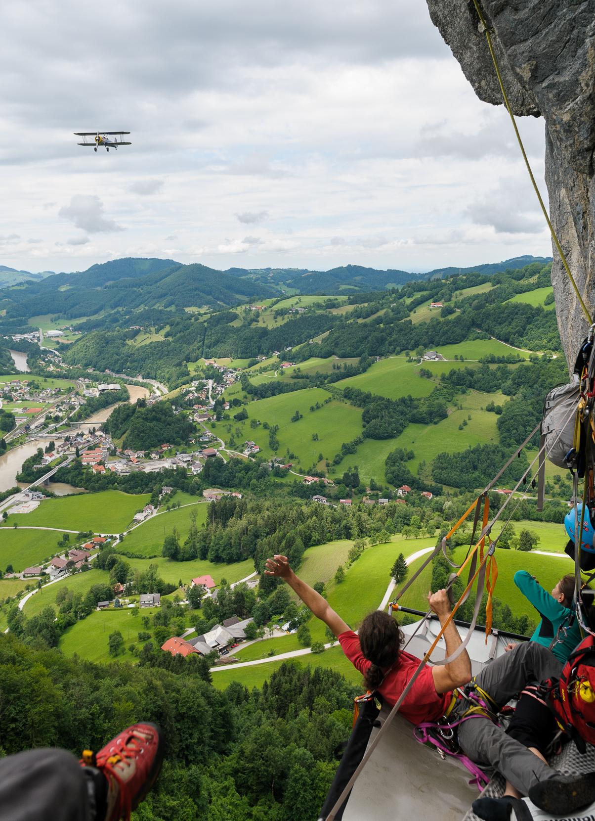 climbing, klettern, Biwak