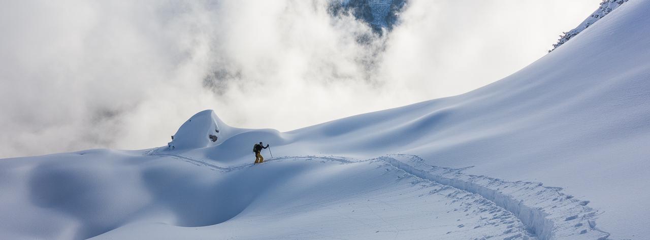 Skitour Scheiblingstein